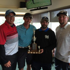 Annual TBTE Golf Tournament Reaches $10,000 Raised For Shelter House!