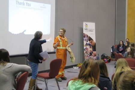TBT ENGINEERING Sponsors Young Women In Trades Event With $3,000 Commitment To SKILLS ONTARIO!