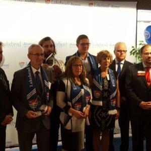 TBT Engineering CEO, Liana Frenette, Honoured With Alumni Award from L.U.