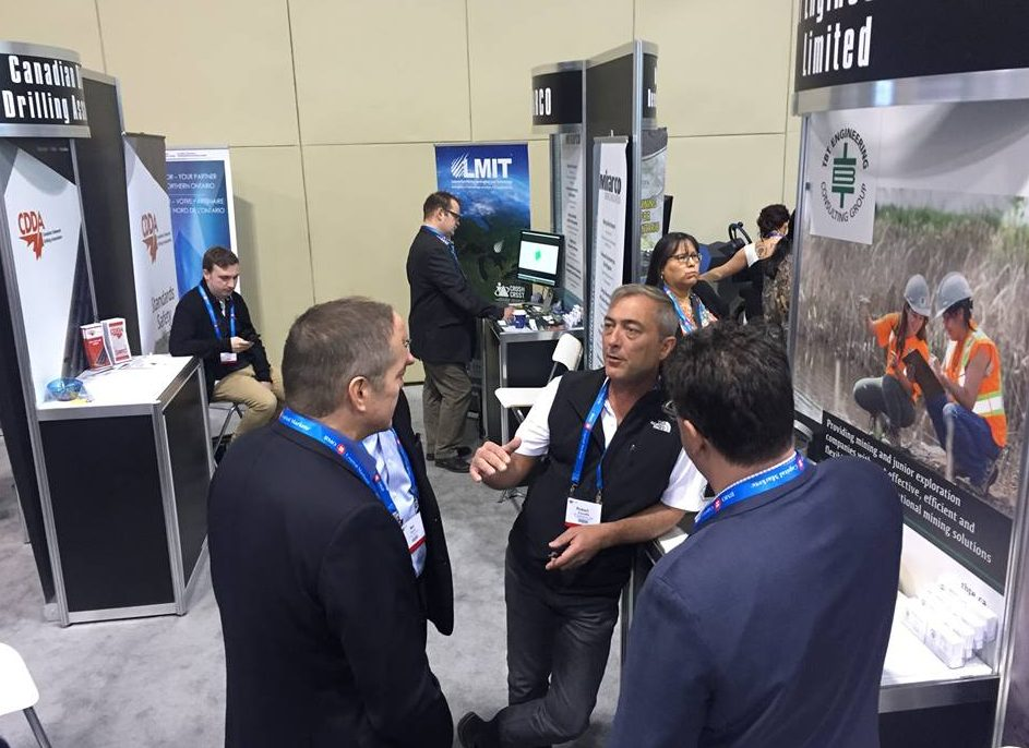 PDAC Booth