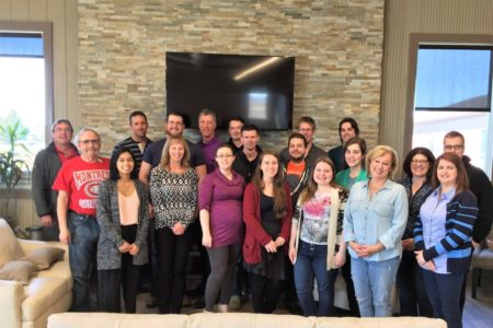 TBT Engineering Employee Potluck Raises Money For RFDA!