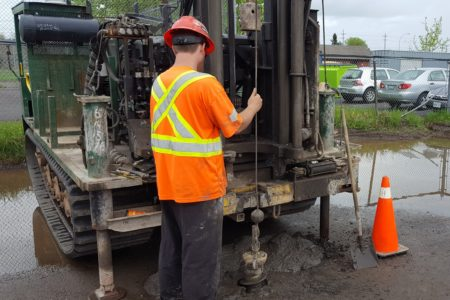 Municipal Transit Site – Soil and Groundwater Quality Investigations
