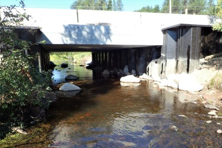 Agimak River Culvert – Replacement And Stream Rehabilitation