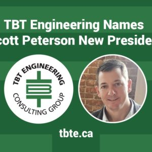 TBT Engineering Limited Announces New President on its 26th Anniversary